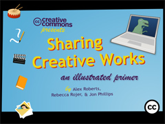 Sharing Creative Works