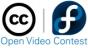 Concurso de video Creative Commons-Fedora