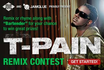 Jamglue + T. Pain Remix Contest