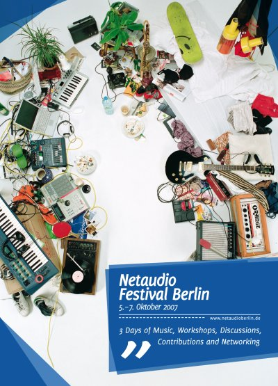netaudio flyer