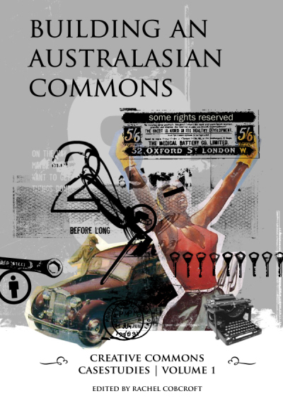 Building an Australasian Commons - Cover