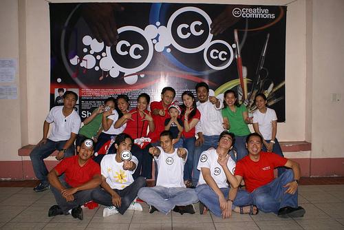 CC Birthday Party in Manila
