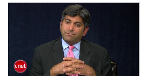 Aneesh Chopra on CNET