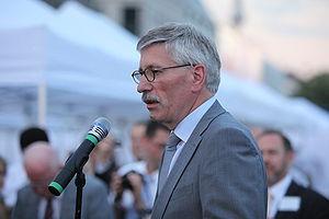 Thilo Sarrazin am 3. Juli 2009