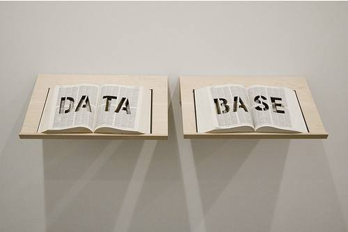 DATABASE at Postmasters, March 2009
