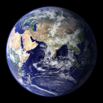 NASA Blue Marble by NASA Goddard Photo and Video, on Flickr