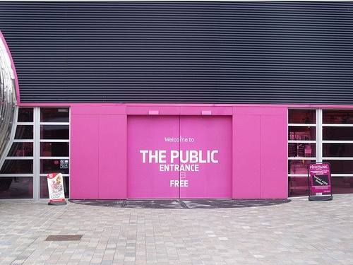 The Public, West Bromwich – Welcome to The Public Entrance Free