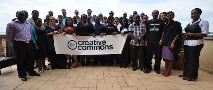 Creative Commons Africa Convening 2012