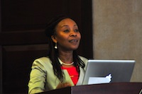 Catherine Ngugi of OER Africa