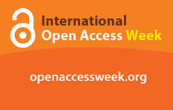 Open Access Week logo