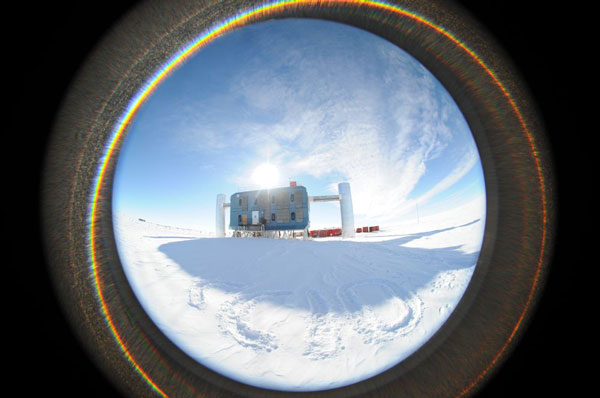 CC10 Antarctica