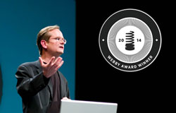 Lawrence Lessig, Webby Award