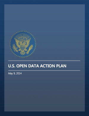 us open data action plan
