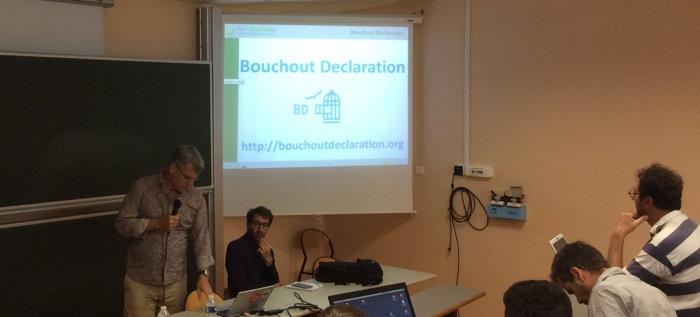 Donat Agosti Bouchout Declaration