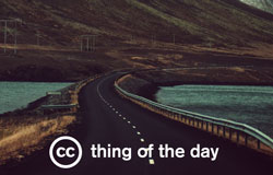 Creative Commons Thing of the Day