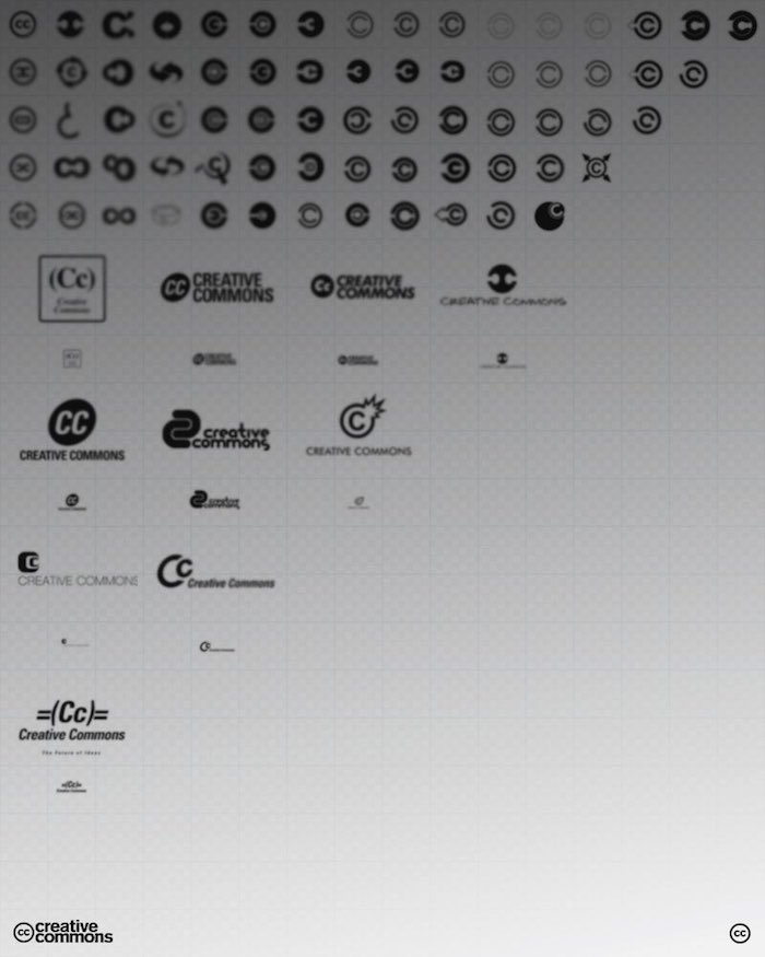A Masterwork In Simplicity The Story Of The Cc Logo Creative Commons
