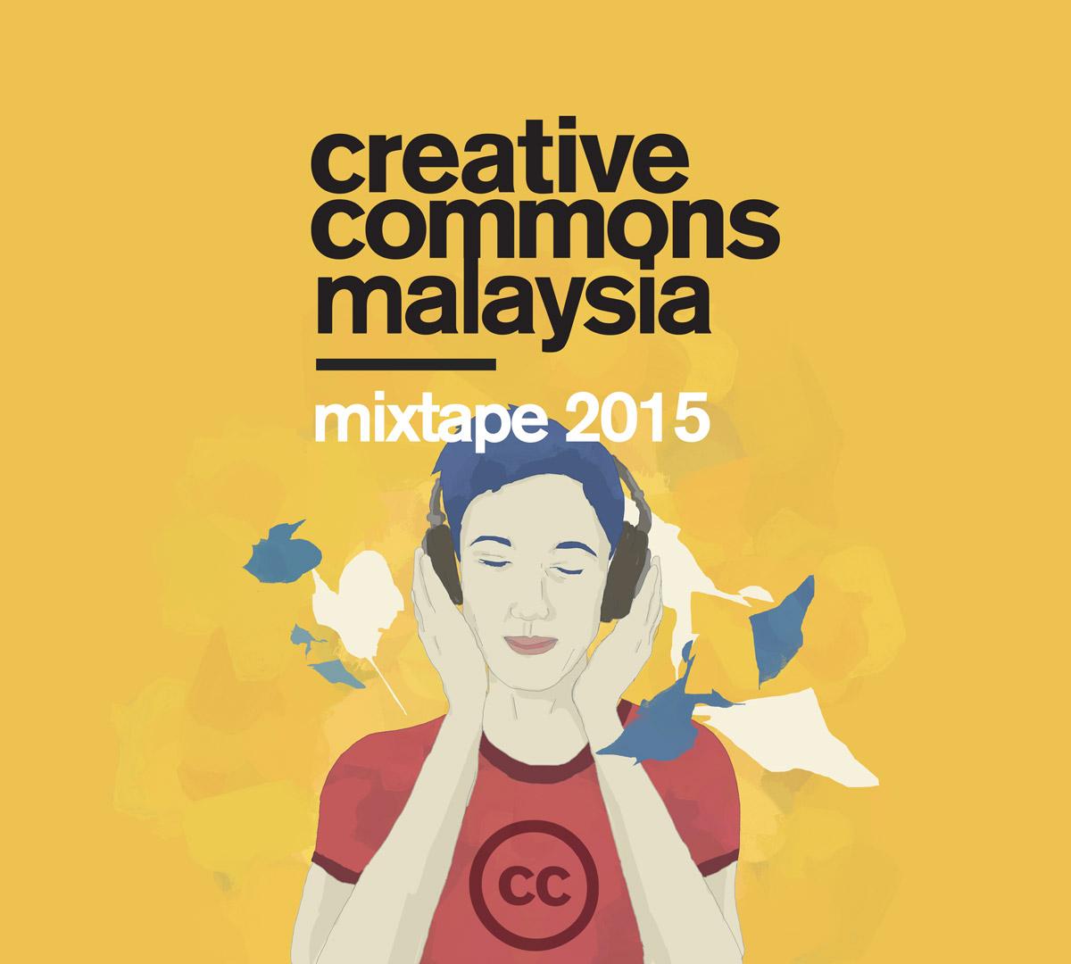 CC Malaysia Album Cover Art