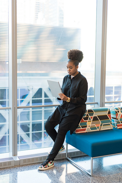 WOC in Tech stock photos CC-BY 2.0