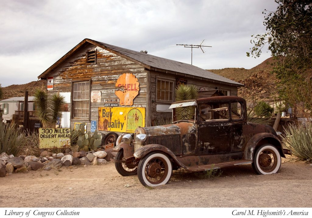 Hackberry General Store in Hackberry, AZ
