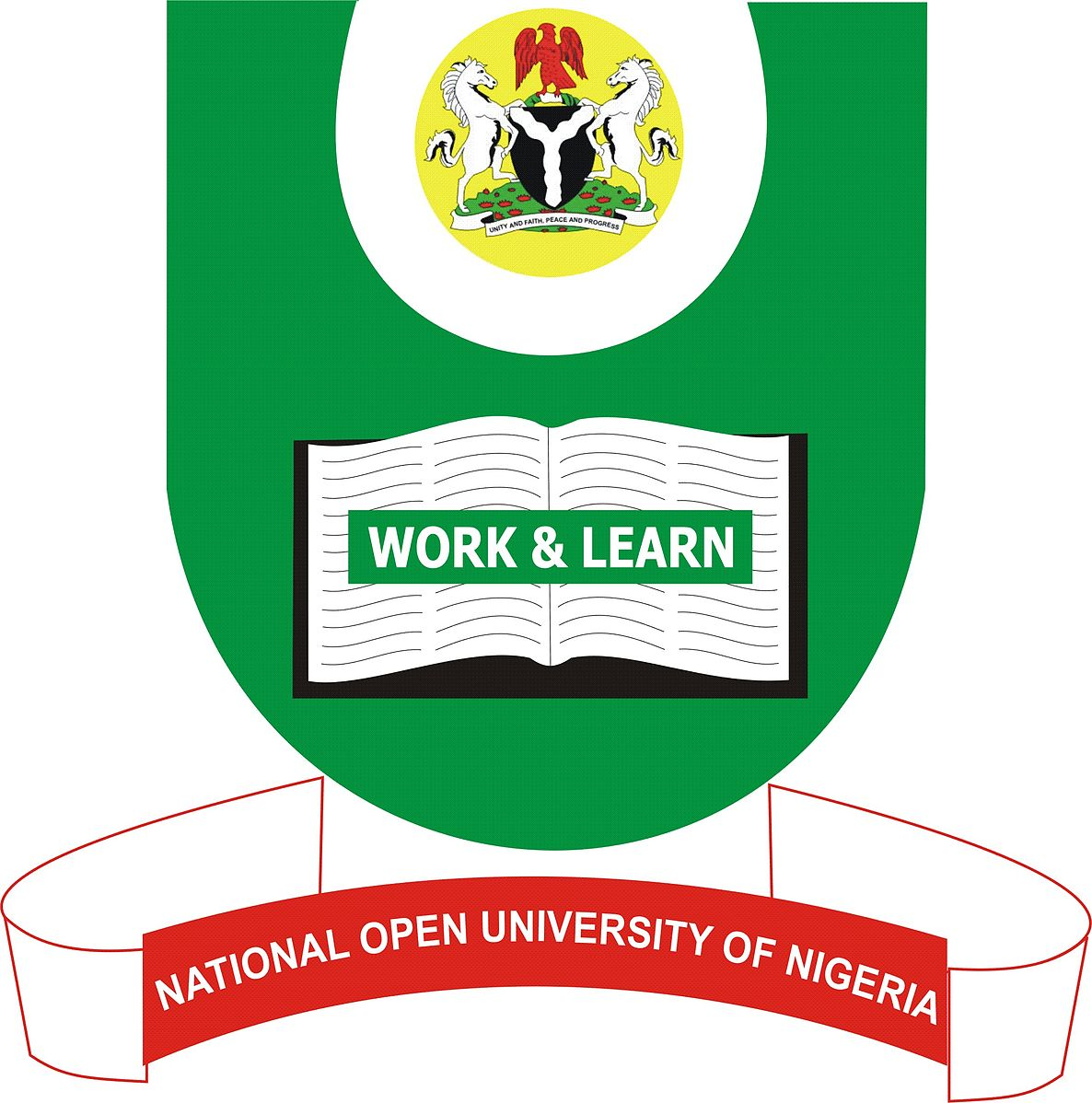 National Open University of Nigeria Logo CC BY-2.0