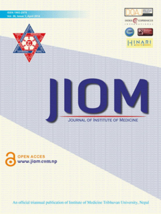 jiom-cOpen Access Journal of Institute of Medicineover