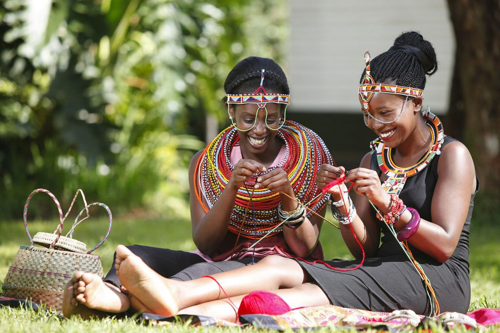 """Another Busy Afternoon in Kenya,"" Zuraj Studio. 2015 Wiki Loves Africa Winner."