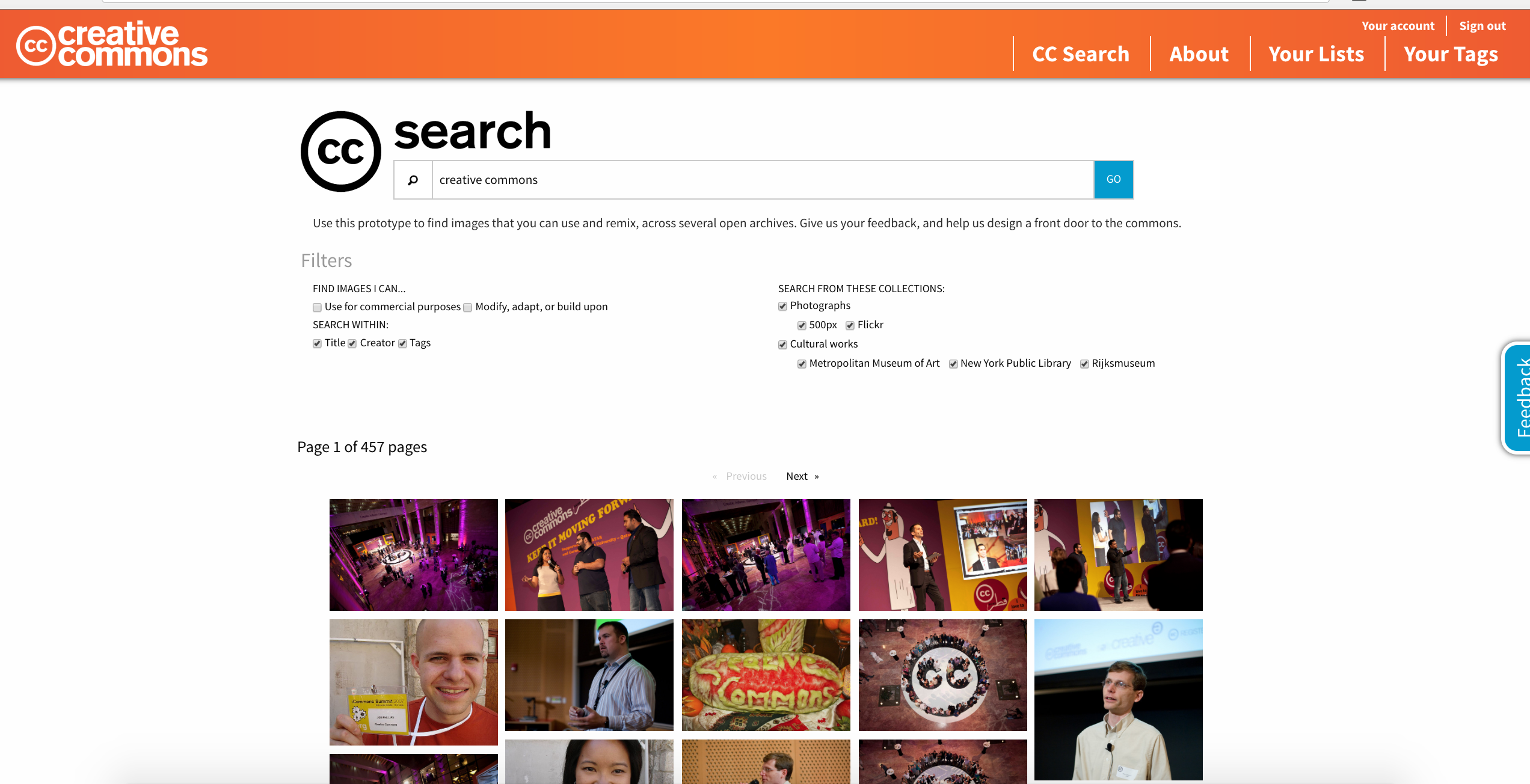 Announcing The New CC Search, Now In Beta