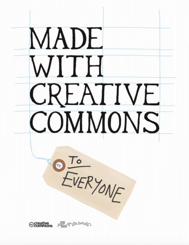 Made with Creative Commons: Available at the CC Summit