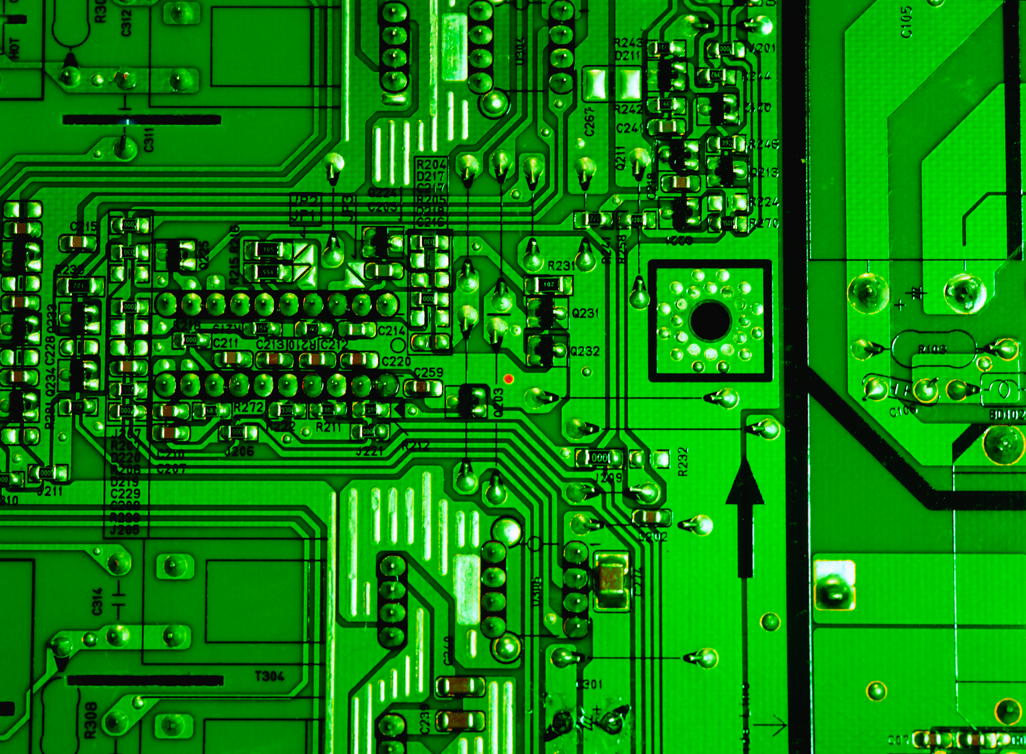 circuit board - Creative Commons