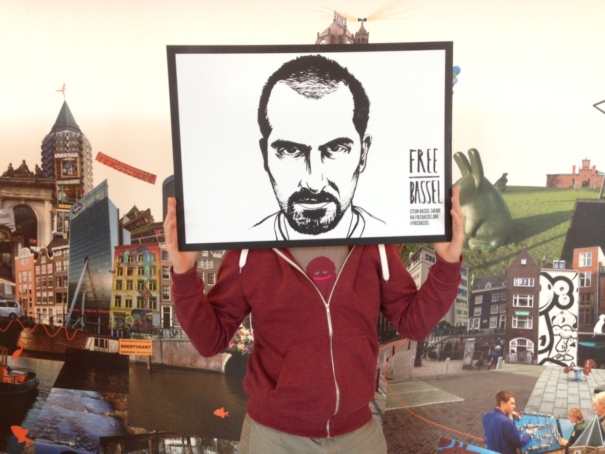 free-bassel-activist