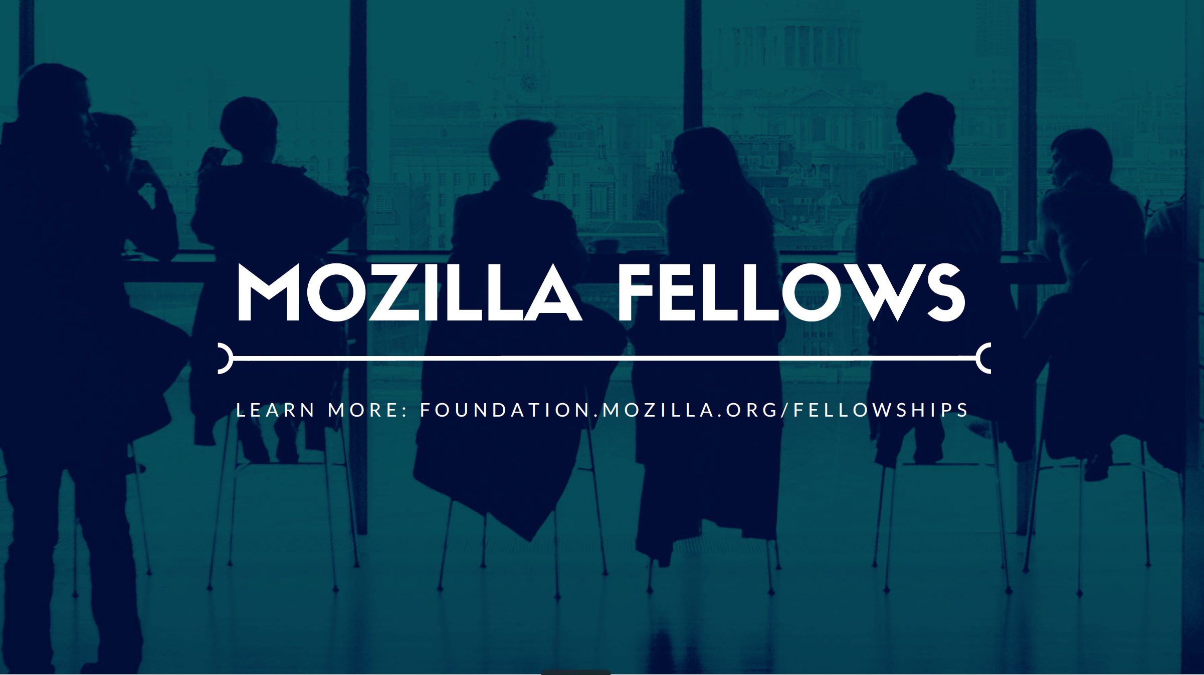 CC Will Host 2018-19 Ford-Mozilla Open Web Fellow