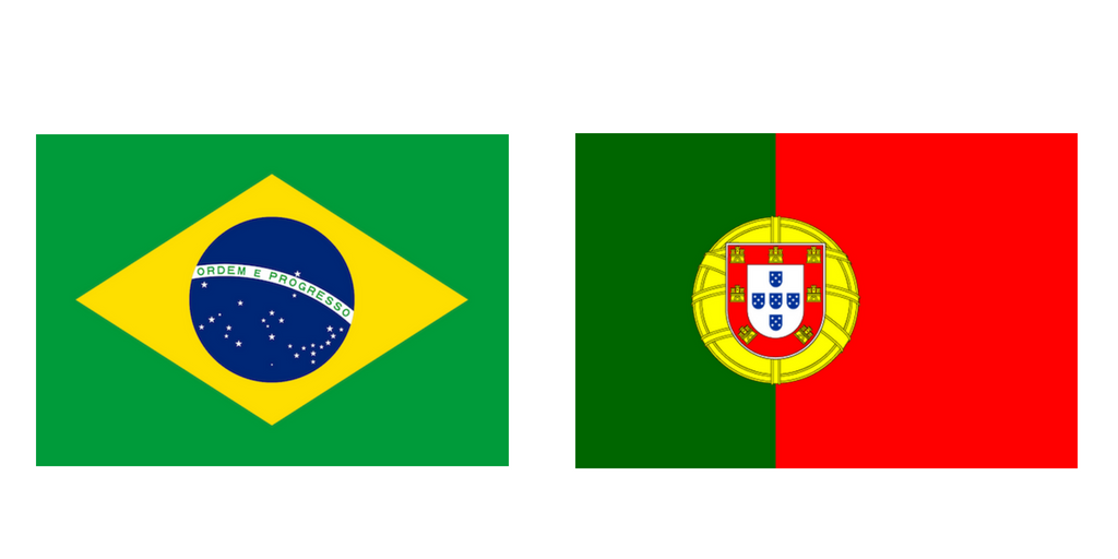 brazil-portugal-flags