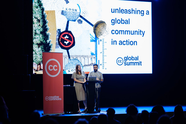 unleashing a global community in action
