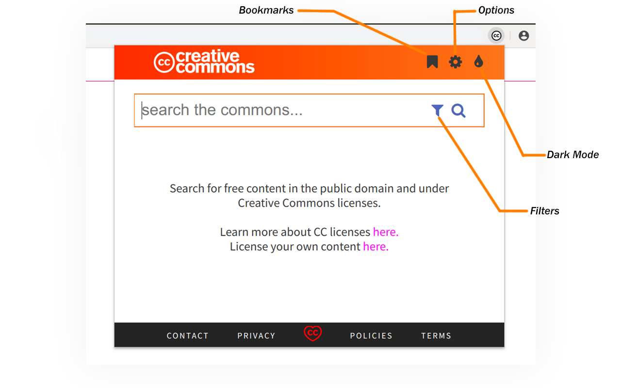 CC Search Extension (2)