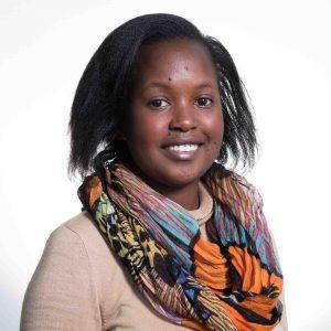 Portrait of CC Certificate Scholarship recipient Hildah Nyakwaka