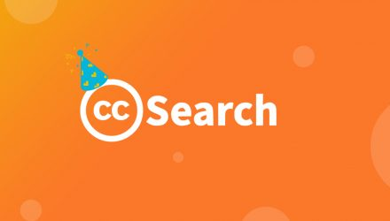 CC Search logo