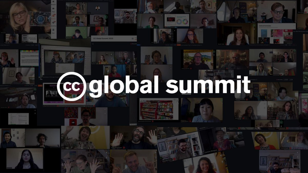 CC Global Summit Image of Presenters