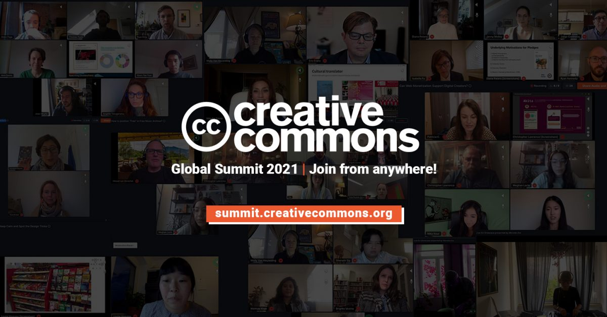 CC Global Summit 2021 Feature Image
