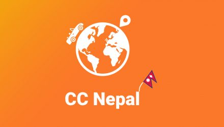 CC Nepal Feature Image with Flag