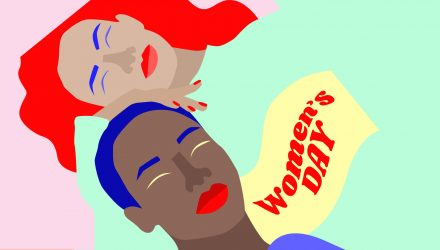 Women's Day Illustration by Elsa Martino