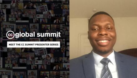 Meet the CC Summit Presenter: Chimdi Chukwukere