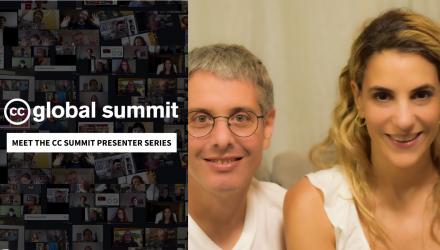 Meet CC Summit Presenters: Laliv Gal & Ariel Elinson